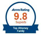 Avvo 9.8 rating